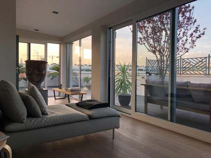 147m² Apartment with 90m² terrace for rent in Aravaca