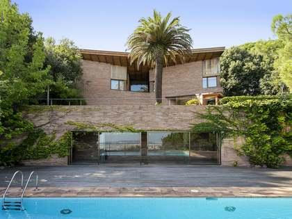 622m² House / Villa with 598m² garden for sale in Vallvidrera