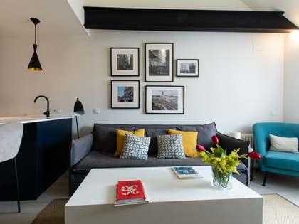 Квартира 91m² на продажу в Кортес / Уэртас, Мадрид
