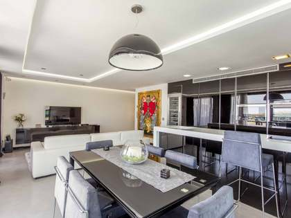 Appartamento di 117m² con 25m² terrazza in vendita a Ciudad de las Ciencias