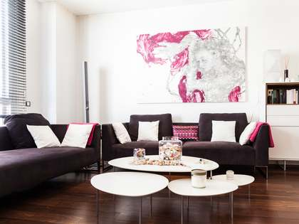 Renovated designer property for sale in the Gran Via area