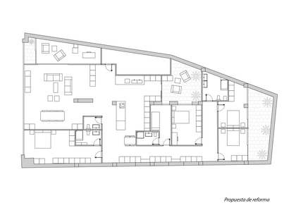 365 m² property for sale in Pla del Remei, with terraces