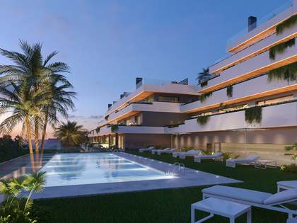 New apartment with 56 m² terrace for sale in Los Monasterios
