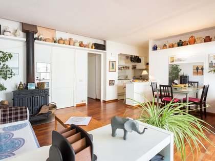 80m² Dachwohnung mit 10m² terrasse zum Verkauf in Gràcia