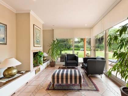 Дом / Вилла 503m² на продажу в Sant Cugat, Барселона