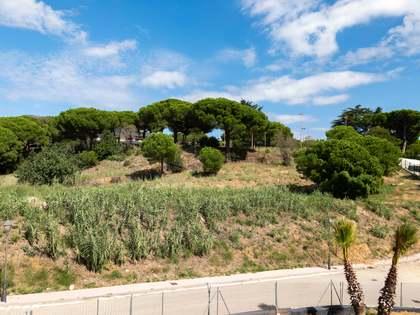 2,014m² Plot till salu i Sant Andreu de Llavaneres