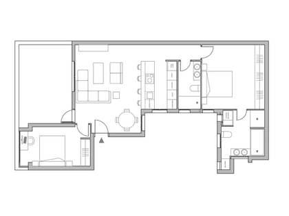 Ático de 118m² con 16m² terraza en venta en Lista, Madrid