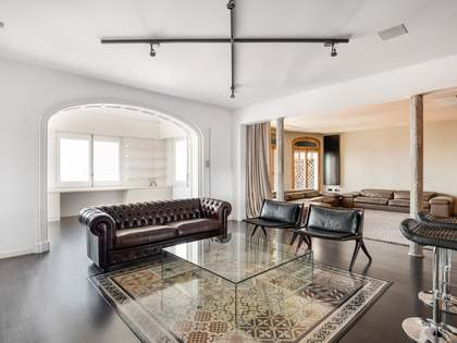 350m² Penthouse with 100m² terrace for sale in Sant Gervasi - Galvany
