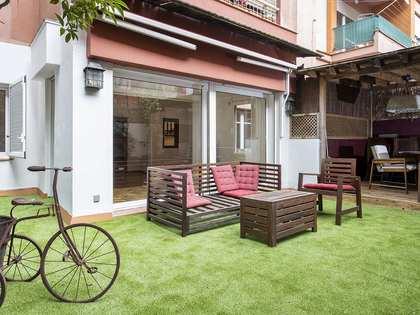 155m² Wohnung mit 40m² terrasse zur Miete in Sant Gervasi - La Bonanova