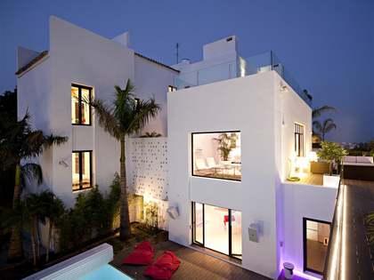 Vivienda ultramoderna en venta en Marbella