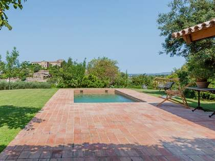 Exquisite luxury Girona country house to buy in Spain