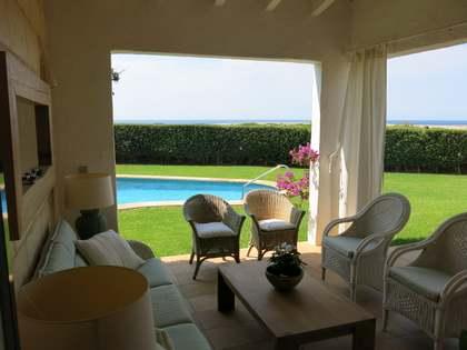 204 m² villa with 613 m² garden for sale in Menorca