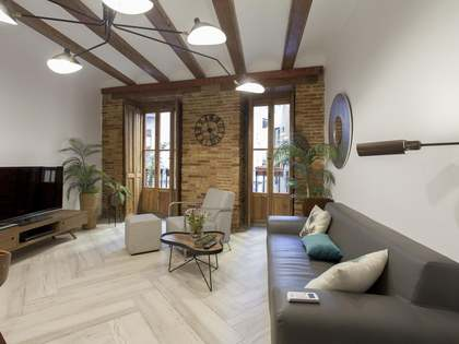 67m² Apartment for rent in El Carmen, Valencia