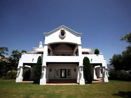 Luxe villa te koop in Benahavís, Marbella
