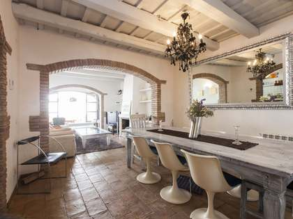 Charming house for sale in village near Sitges