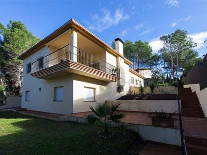 Newly built house for sale in the Sitges hills