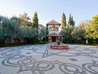 Fabulous villa on a 4,210 m² plot for sale in La Zagaleta