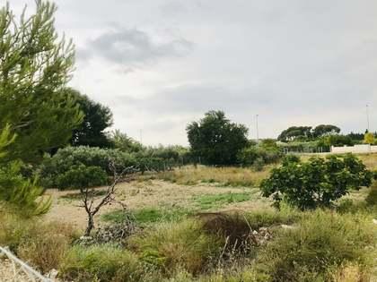 Parcela de 4,932m² en venta en El Campello, Alicante