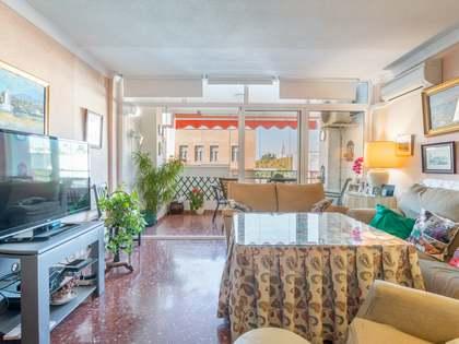 Piso de 153 m² en venta en Malagueta, Málaga