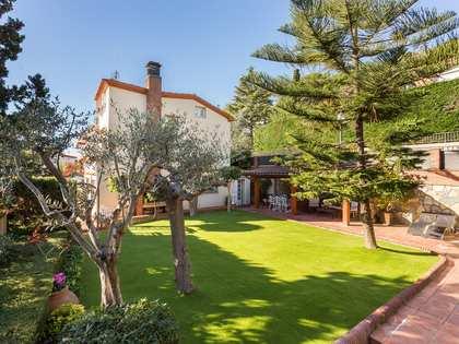 273 m² villa for sale in Pedralbes, Barcelona