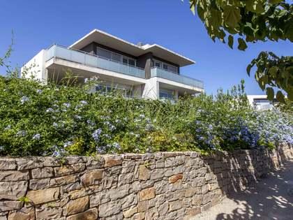 New villas with terraces for sale in El Bosque, Godelleta