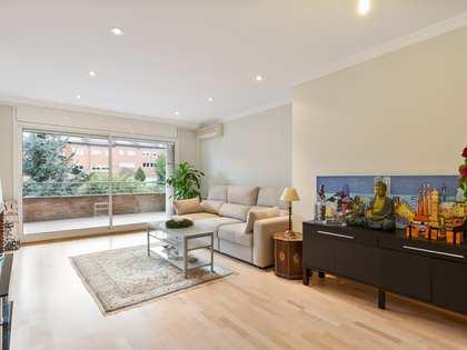 Ático de con 18 m² de terraza en alquiler en Sant Cugat