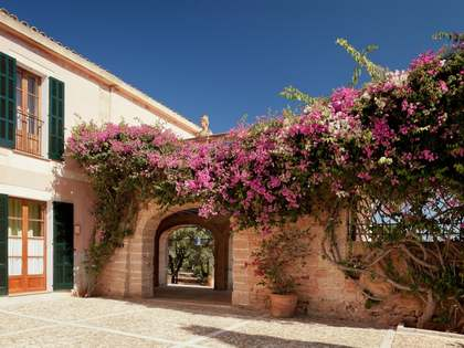 Beautiful country house to rent in North East Mallorca