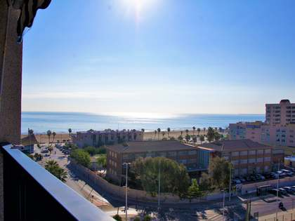 70 m² apartment with 12 m² terrace for rent in Patacona