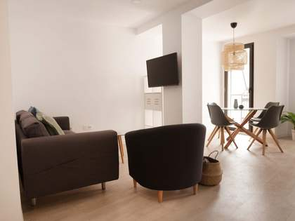 92 m² apartment with 10 m² terrace for rent in La Seu