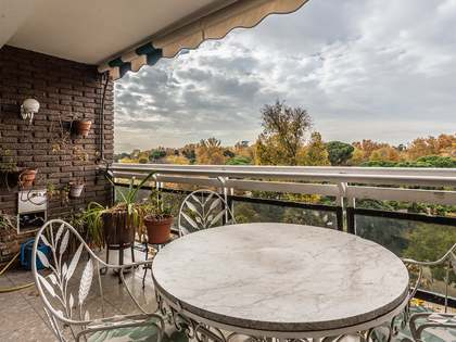 325 m² apartment with 15 m² terrace for sale in Retiro