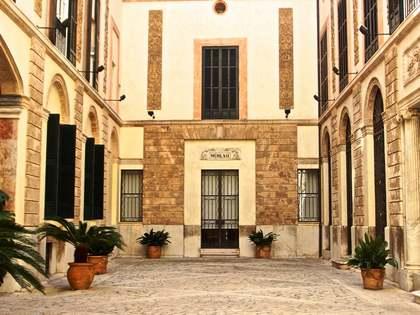 Apartament de 4 dormitoris en venda a Palma de Mallorca, situat en un edifici preciós