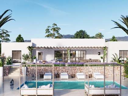 Parcel·la de 200m² en venda a Santa Eulalia, Eivissa
