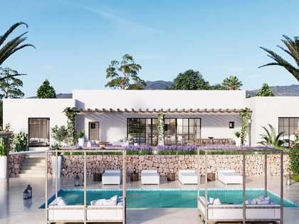 Perceel van 200m² te koop in Santa Eulalia, Ibiza