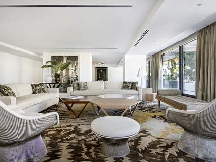 572m² Dachwohnung mit 127m² terrasse zum Verkauf in Eixample Rechts