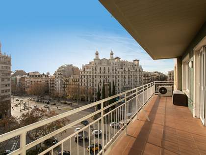261m² Apartment with 29m² terrace for sale in Eixample Right