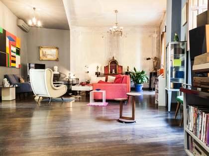 Unique, spacious apartment for sale in centre of Valencia