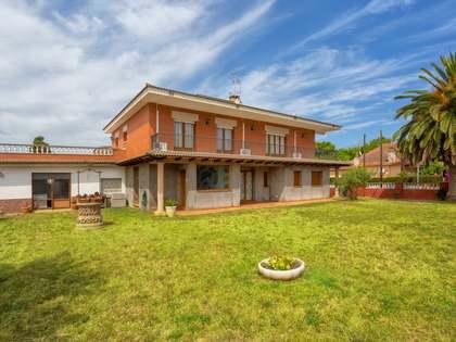 Дом / Вилла 377m² на продажу в S'Agaró Centro, Коста Брава