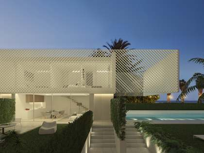 636 m² plot with 430 m² terrace for sale in Playa de la Malvarrosa