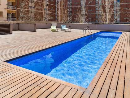 83m² Apartment with 65m² terrace for sale in Poblenou