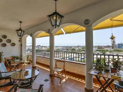 Villa de 325m² en venta en Cunit, Vilanova
