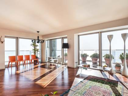 153 m² apartment with 78 m² terrace for sale in Diagonal Mar