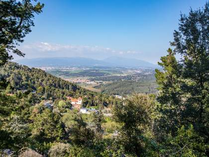 43,500m² plot for sale in Vallromanes, Maresme Coast, Spain