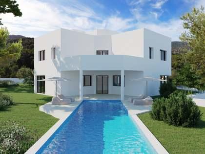 425m² Plot till salu i Santa Eulalia, Ibiza