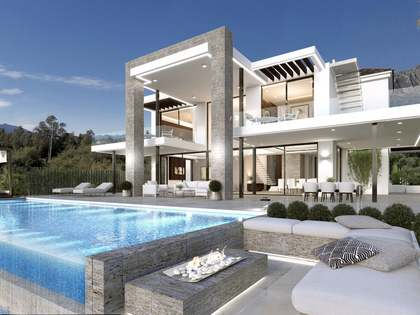 311m² House / Villa with 478m² terrace for sale in Golden Mile