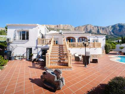 Maison / Villa de 310m² a vendre à Jávea, Costa Blanca
