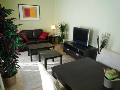 Apartment for rent in the Salamanca district of Madrid
