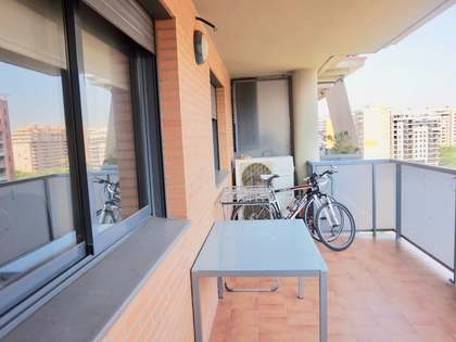 Apartment with 15 m² terrace for sale in City of Sciences