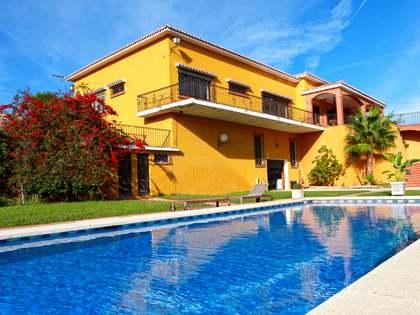 Maison / Villa de 528m² a vendre à Axarquia, Malaga