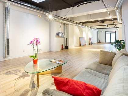 Лофт 195m², 9m² террасa аренда в Побленоу, Барселона