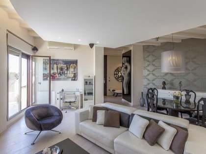 Appartement van 91m² te huur met 12m² terras in Gran Vía